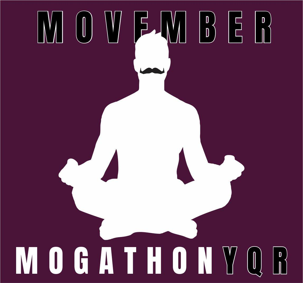 Movember MogathonYQR